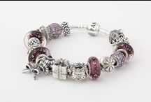 Inspirational Bracelets / These styles are intended to inspire you to be creative when combining and building your own Pandora Unforgettable Moments collection in your own style or for a gift. Many can now be purchased in full or as customized at www.PandoraMOA.com