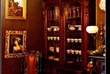 Interior Photographs / #gibsonhousemuseum #gibsonhouse #victorian #townhouse #boston #elegant #edwardian #gildedage #gilded #antique