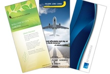 Brochure Printing / Brochures with glossy, full-color printing. Choose from hundreds of our designs or upload your own.