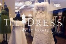The Dress by Nicole in Wheaton, Illinois / We are a quaint, stylish boutique located in downtown Wheaton, just 25 miles west of Chicago, featuring an exquisite collection of bridal and special occasion gowns and accessories. Whatever your occasion, we're excited to help you find THE dress!