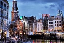 Bon Voyage: Amsterdam / In love with Amsterdam - my new home town. / by ConfusedJulia