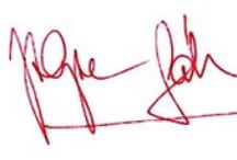 Famous Signatures / by M.A. Phillips