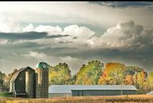 Farms, Barns, and Tractor Wheels / All things rural and agricultural.