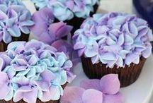 Die köstlichen kleinen Kuchen: Cupcakes