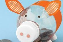 Kids Crafts / Kids crafts activities provide hours of kids fun for parents and children to make and create together.