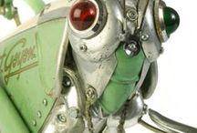 Metalloids / Steampunk fauna