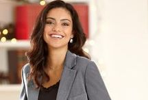 Women's Interview Attire / Business professional wear, perfect for career fairs and interviews. / by OHIO CLDC