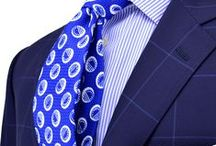 Men's Interview Attire / Business professional wear, perfect for interviews and career fairs.  / by OHIO CLDC