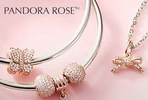 PANDORA Rose Jewelry / Luminous and elegant, PANDORA Rose jewelry combines a unique blend of metals to capture new and unforgettable moments in warm pink-hued jewelry.