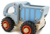 Kids Wooden Toys / Wooden Toys that requires a child's imagination and creativity and most of all fun play.
