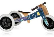 Bikes & Trikes / The most important consideration when buying a kid's bike is safety and size and fit.