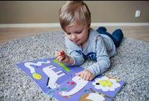 Oppi&ilo pyyhittävät puuhakirjat / Oppi&ilon pyyhittävät puuhakirjat voi tehdä kerta toisensa jälkeen uudestaan!
