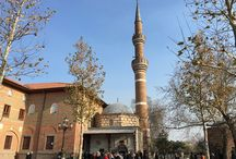 Ankara Tarihi Camiler / Ankara'daki camiiler