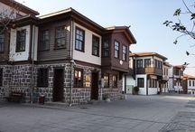 Eski Ankara Evleri / Eski Ankara Evleri