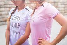 CDD // Collection Originale 2015 / Courir autrement et retrouver les codes de la mode actuelle sur leur tee-shirt de sport. Cette gamme est faite pour les coureurs et coureuses qui se veulent différents, avec un fin sens de l'humour.