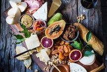 Taste of Fromagerie / We love cheese. We love cheese boards. Take a look at these gorgeous charcuterie boards and just try to tell us you don't want one right now!