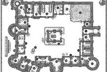 Battlemaps Forteresses & châteaux