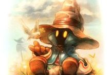 FFIX art / Final Fantasy IX art