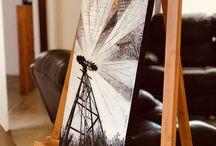 Carolina Encaustic Art