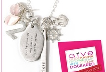 Dogeared Jewelry / We love the way you can CREATE your own gift OR purchase a design with a beautiful expression! Come visit us today and CREATE that awesome gift or shop our Dogeared Collections online at http://jwgraham.3dcartstores.com/Dogeared_c_51.html with FREE SHIPPING TOO! ... JW Graham