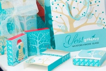 Our New Look ♥ / we are super excited about our new packaging at Yes! Gallery & JW Graham!! let us wrap your special gifts with love!!! great way to make birthdays and holiday shopping easier ... JW Graham & Yes! Gallery