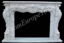 Marble Fireplace Mantels We Sell