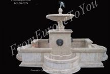 Estate Fountains offered at From Europe To You