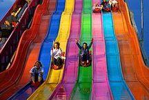 Radiant Rainbows