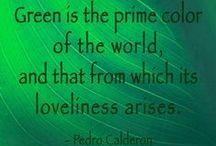 Create in Green