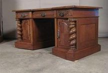 FETY's Selection of Antique German Furniture