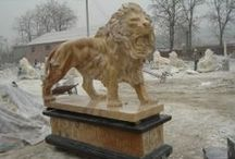 For the Yard-- Items We sell / Statues, fountains, benches, balustrades
