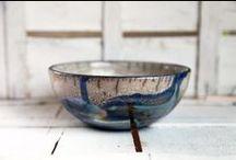 Bottega Krua, handmade pottery / raku pottery and traditional ceramics made in Italy. handmade design