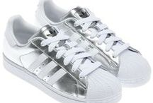 SHINY SILVER / FROM THE GYM TO THE OFFICE, THE SLOPES TO THE STREET, SILVER IS PUTTING A SHINE ON IT ALL!