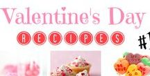 Valentine's Day / Decorations and Food & Drink Recipes to help you celebrate Valentine's Day.