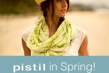 Spring Inspiration Contest / Inspiration board for the Pistil in Spring contest ends 3/31