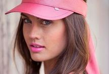 Spring/Summer / Enjoy the sunshine all day in these hats!