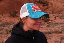 Pistil People / Do you love your pistil hat? Take a pic of you wearing it and pin it here!
