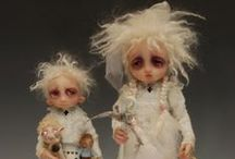 PROJECTS TO TRY / Hand Made Dolls all over the world / by Ayşe Tolga Şimşek