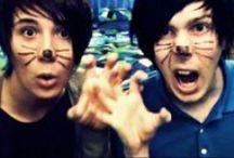 Daniel and Philip