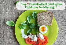 Nutrition: Healthy Eating for Kids / Feeding a fussy toddler is the most challenging task for a mom, tips for Toddler Nutrition