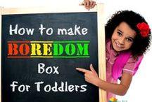 Toddler Activities / Fun filled activities for toddler, preschoolers, kids
