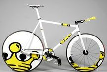 COOLEST BIKES EVER! / From Vintage to Concept, Fixed Gear to Tri, Road to MTB... these are our favorite all time bicycles.