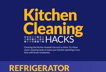 Handy Home Help / Helpful hints on how to clean and fix things in your home.