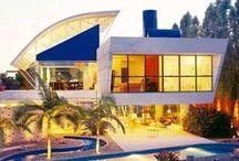 CASAS / As constantes evoluções dos sistemas e métodos construtivos incidem diretamente na qualidade da arquitetura.