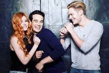 """Shadowhunters TV Series / Everything about pre-production and behind the scenes new ABC Family series """"Shadowhunters"""""""
