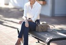 Office Outfits / fashion, smart casual, business, style, clothes