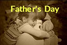 Father's Day Crafts / Father's Day - Gift the special man in your life with handmade DIY Gifts and DIY Father's Day Crafts. with special Father's Day quotes