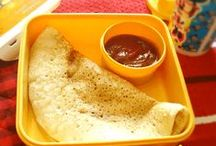 Lunch Box Recipes and Tips / Useful lunch box tips and recipes for lunch box for children and adults