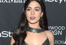 Emeraude Toubia / Beauty queen, sexiest woman alive. I just can't keep my eyes off her.