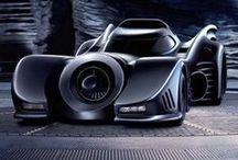 Batmobile - 1989 - AntonFurst - Keaton - Burton / Batmobile - 1989 - AntonFurst - Keaton - Burton